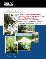 download this report (7541 kb) - Florida - USGS