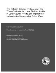 download this report (2494 kb) - Florida - USGS