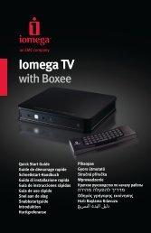 Iomega TV