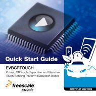 Quick Start Guide - Freescale