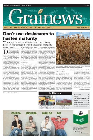 Conservation tillage practices don't always add up