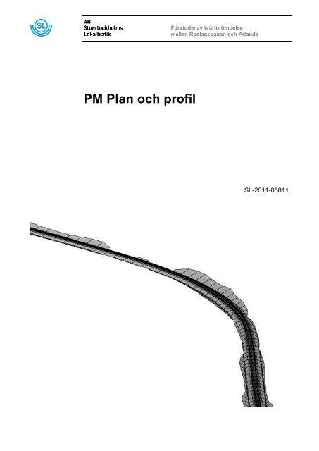 Sl Karta Arlanda.1 Om Detta Pm Forstudie
