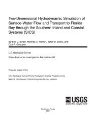 download the text of this report (3241 kb) - Florida - the USGS