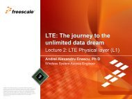 Freescale PowerPoint Template - Freescale Semiconductor