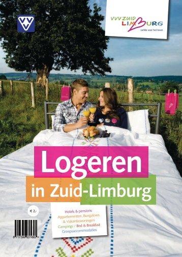 Logeren in Zuid-Limburg - VVV Zuid-Limburg