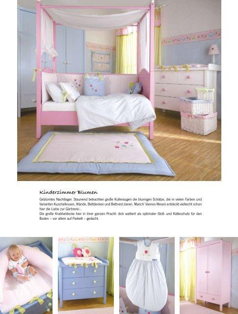Kinderzimmer Blumen - Annette Frank