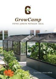 Potager surélevé GrowCamp - Plantes et Jardins