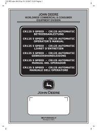 CG RID u&m 08/J-Cop - Operator's Manual - John Deere