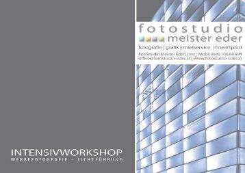 Workshop-Infoblat... - Fotografie