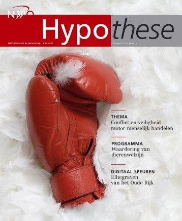 Conflict en veiligheid motor menselijk handelen ... - DIGI-magazine