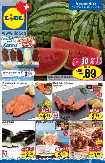Food-Aktion KW32 DE