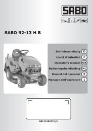 dB - Operator's Manual