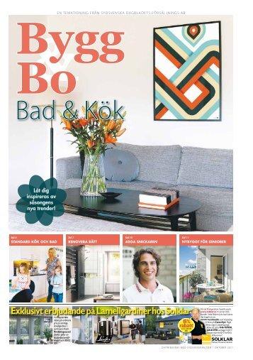 111001 Bygg & Bo och Bad & Kök - Sydsvenska Dagbladet