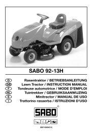Schaltarm-rep-conjunto de holder ed II Bed II eb II ed 10