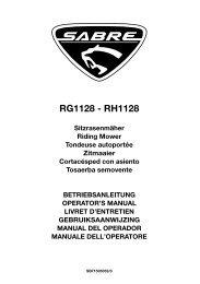 CG RID u&m 02/J-Cop - Operator's Manual