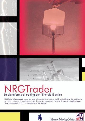 La piattaforma di trading per l'Energia Elettrica Advanced ...