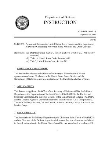 Dod Instruction 302037 Army Sustainment Command