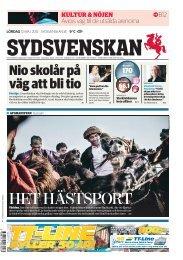 SDS-master 4.0.8 - Sydsvenska Dagbladet