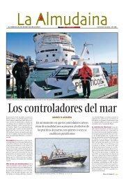 Los controladores del mar - Diario de Mallorca