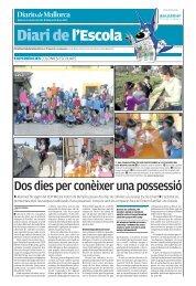l'Escola - Diario de Mallorca