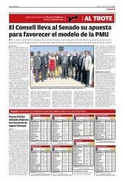 AL TROTE - Diario de Mallorca