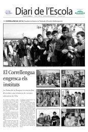 El Correllengua engresca els instituts - Diario de Mallorca
