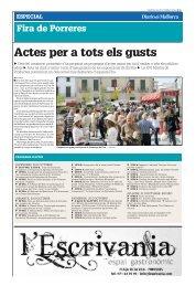 Actes per a tots els gusts - Diario de Mallorca