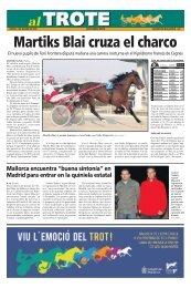 Martiks Blai cruza el charco - Diario de Mallorca
