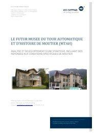 Le TECH - Journal du Jura