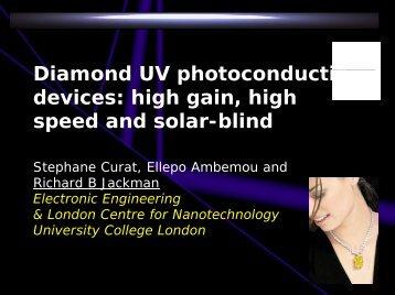 Hydrogenated Black Diamond - NDIP 11