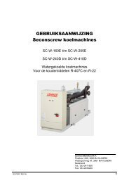 Gebruiksaanwijzing SC 160 tot 420.pdf - Lennox