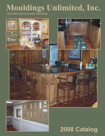Mouldings Unlimited, Inc.