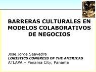 barreras culturales en modelos colaborativos de negocios