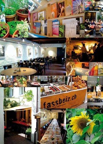 Service-Mitarbeiter/in - Fassbeiz