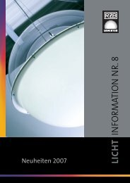 RZB Lichtinformation Nr. 8