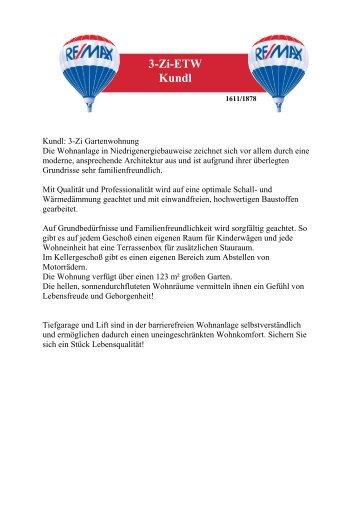 3-Zi-ETW Kundl - Re/Max