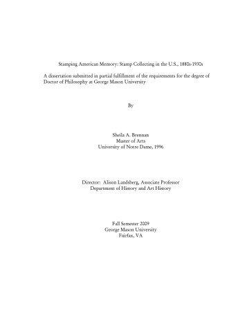 Business Management Dissertation Proposal