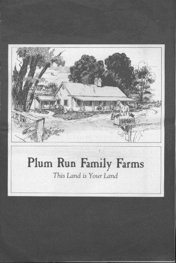 Plum RunFamilyFarms