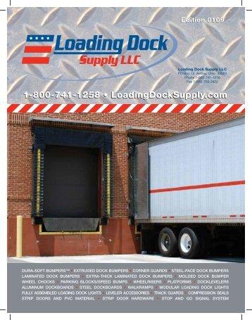 Loading Dock Supply Catalog