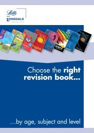 Choose the right revision book... - Play.com