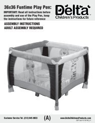 36x36 Funtime Play Pen: