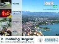 2 Jahre Klimadialog Bregenz