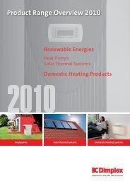 Heat pump for heating purposes - Delta Term