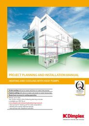 Project Planning and Installation Manual - Sieline