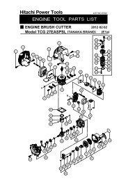 Hitachi 6694726 Replacement Part