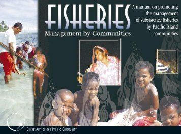 A manual on promoting the management of subsistence ... - FTP-UNU