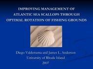 Sea Scallops - FTP-UNU