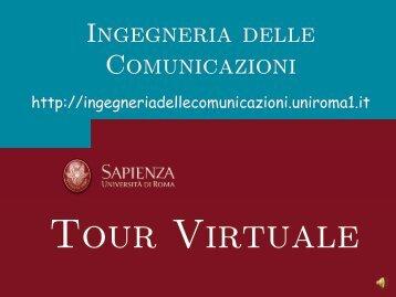Tour virtuale - InfoCom
