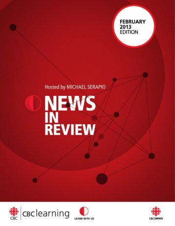 February 2013 - News in review - CBC Learning
