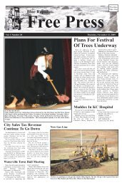 eFreePress 11.12.09.pdf - Blue Rapids Free Press